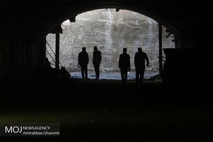 بازدید+نمایندگان+کمیسیون+عمران+مجلس+از+ایستگاه+راه+آهن+تهران