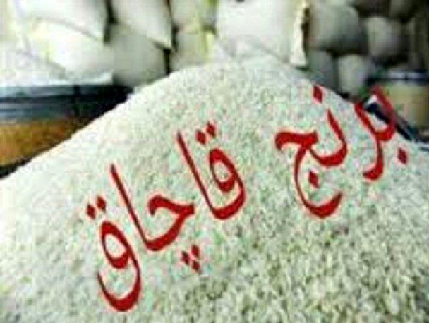 کشف 24 تن برنج خارجی قاچاق به ارزش 2 میلیارد ریال  در نائین