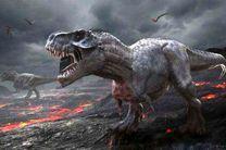 نفت خام دایناسورها را منقرض کرد