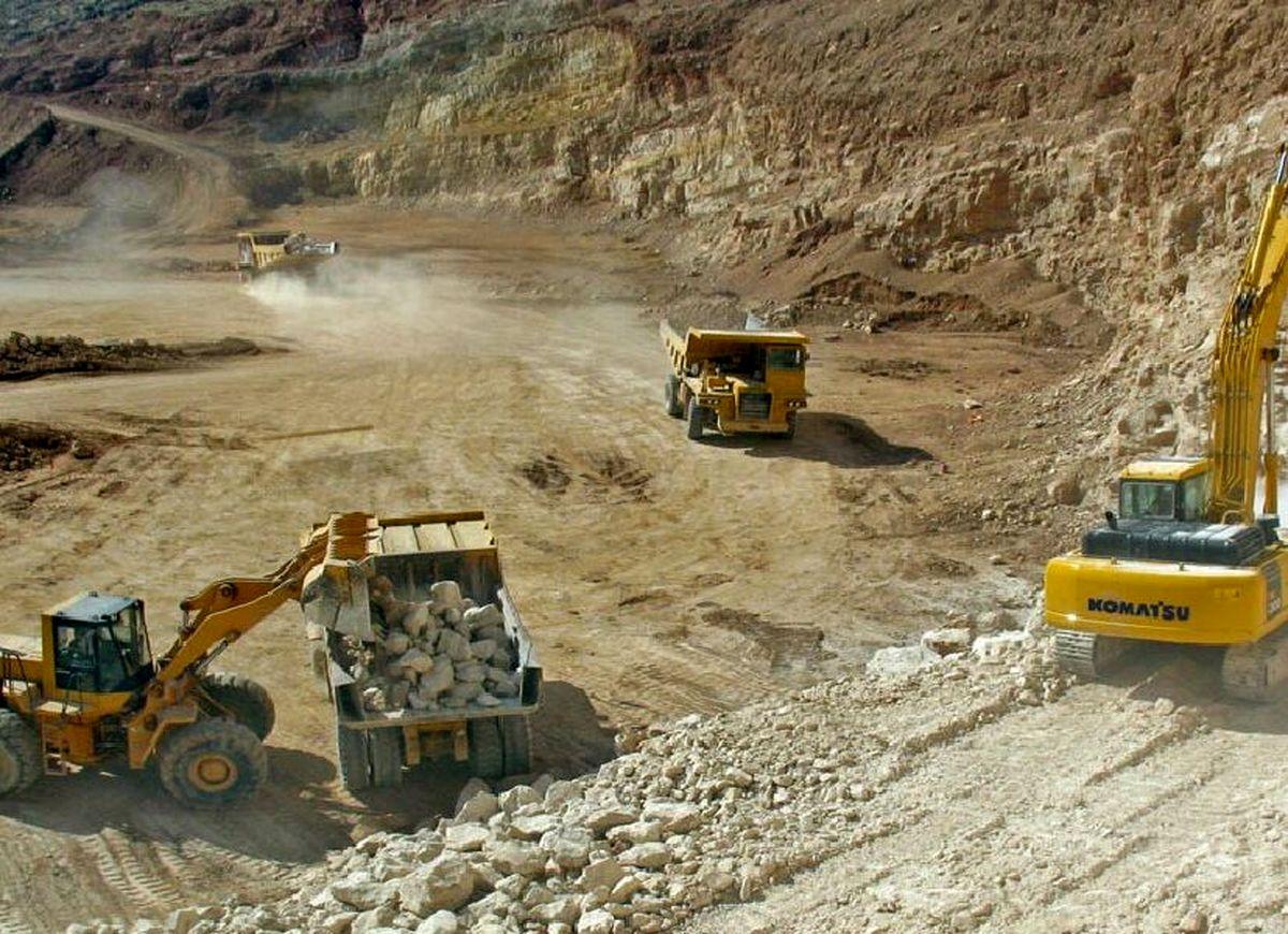 ۱۶ معدن در استان تهران رفع توقیف شد