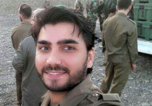 مراسم اربعین شهید مدافع حرم «بابک نوری هریس» برگزار میشود