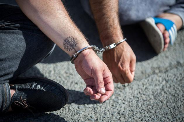 دستگیری سارقان خانه باغهای بجنورد
