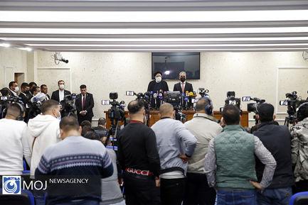 سفر رییس قوه قضاییه به عراق