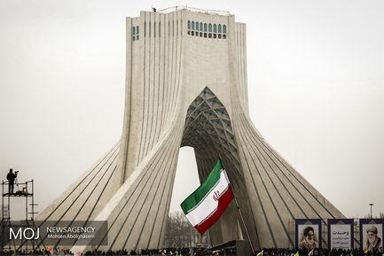 سخنرانی رییس جمهور در یوم الله ۲۲ بهمن