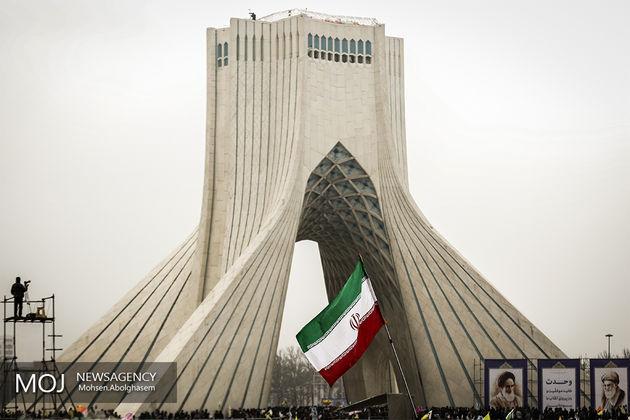 قطعنامه راهپیمایی سراسری ۲۲ بهمن ماه ۱۳۹۵