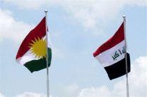 اقلیم کردستان عراق هیاتی را به بغداد فرستاد