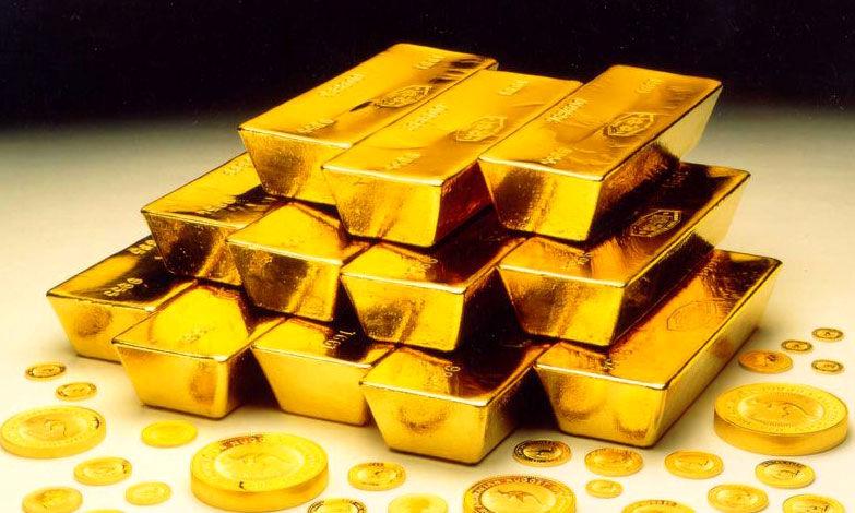 قیمت طلا به ۱۲۷۳ دلار و ۳۵ سنت رسید
