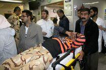 شمار مصدومان زلزله امروز کرمانشاه به 128 نفر رسید