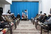 حضور روحانیت در عرصه های مختلف دشمن را عصبانی کرده است/ سرمایه گذاری دشمن در حوزه های علمیه شیعه