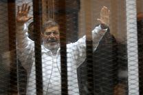 دادگاه مصر با معاینه پزشکی ماهانه مُرسی موافقت کرد