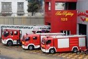 احداث 2 ایستگاه آتش نشانی در شهرک های صنعتی استان اردبیل