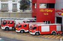افزایش تعداد ایستگاه های آتش نشانی به 28 ایستگاه