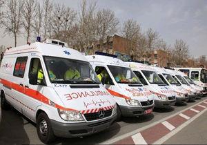 آمادگی بیش از ۸۰۰ نیرو در طرح امداد تابستانه اورژانس پیشبیمارستانی