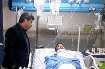 پادوانی از بیمارستان مرخص شد