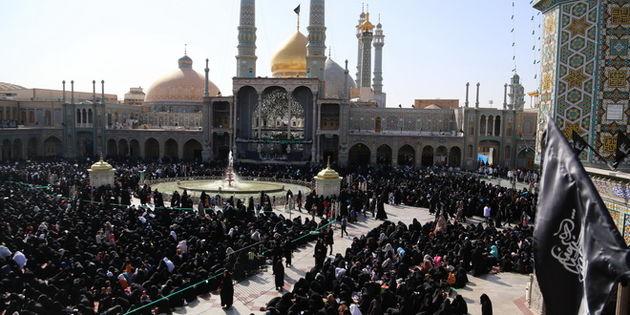 دعای عرفه در حرم حضرت معصومه(س) و مسجد جمکران قرائت میشود
