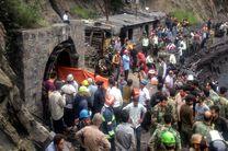 مشکلی در تامین امنیت حادثه معدن آزادشهر ایجاد نشد