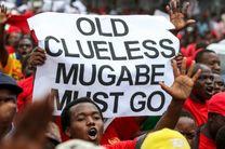 اوج گیری مخالفت ها با رئیس جمهور زیمباوه