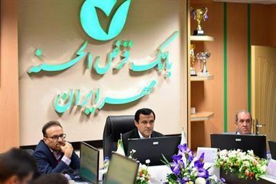 ارزیابی عملکرد شعب بانک قرض الحسنه مهر ایران در استان آذربایجان شرقی