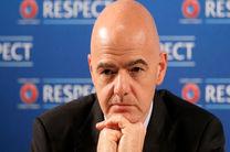 واکنش اینفانتینو درخصوص تحریم جام جهانی ۲۰۲۲ قطر