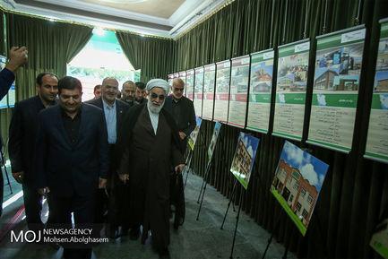 افتتاح و بهره برداری از ۱۱۰ مدرسه بنیاد برکت