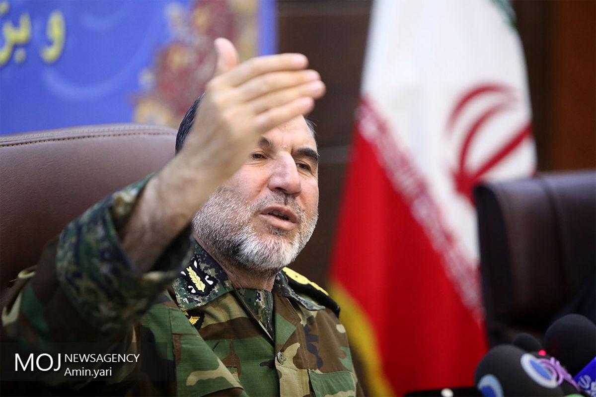 نیروی زمینی ارتش همواره برای دفاع از مرز و بوم کشور اسلامی آماده است