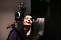 """آخرین روز فیلمبرداری """"اتاق تاریک"""" همزمان با تولد ساره بیات"""