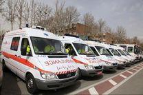بهره برداری از دو پایگاه اورژانس جاده ای در ارومیه