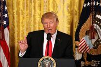 ترامپ در ضیافت شام با خبرنگاران شرکت نمیکند
