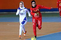 دعوت  یک بانوی اصفهانی به اردوی تیم ملی فوتسال