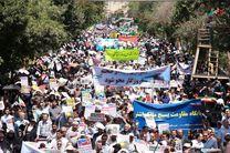استاندار فارس و نماینده ولی فقیه در فارس از حماسه سازان روز جهانی قدس تقدیر کردند