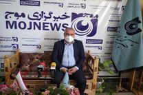 بازدید رئیس فراکسیون اتحاد برای توسعه پایدار اتاق های بازرگانی کشور از دفتر خبرگزاری موج اصفهان