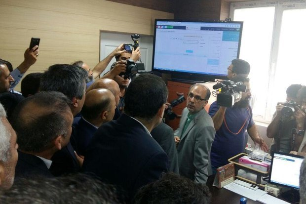 سامانه نظام ارجاع الکترونیک سلامت گلستان راه اندازی شد