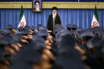 فرماندهان نهاجا با رهبر معظم انقلاب اسلامی دیدار می کنند