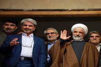 حجت الاسلام و المسلمین مجید انصاری وارد زاهدان شد