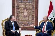 جزئیات سفر غیرمنتظره پمپئو به بغداد/ تاکید بر عدم ایجاد تنش با ایران