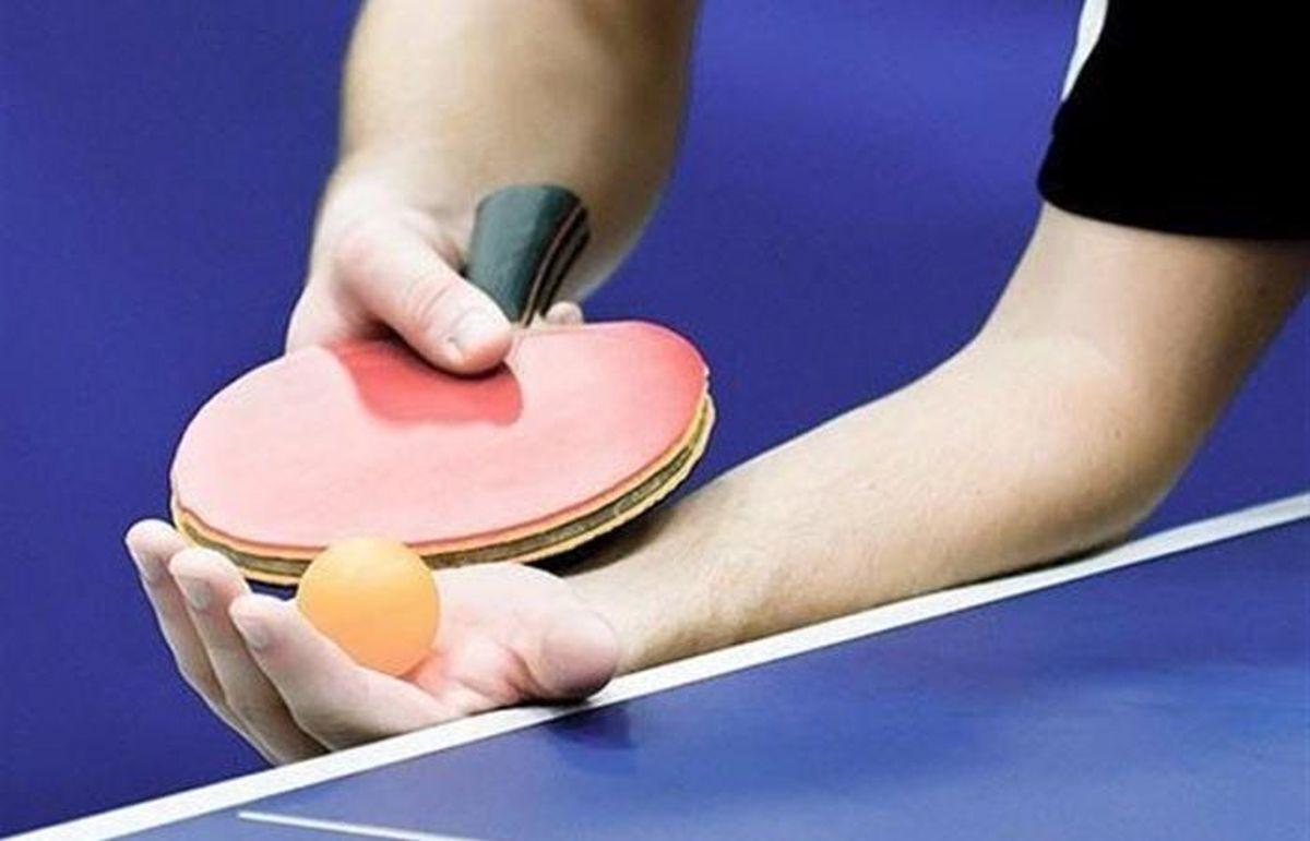 لغو رقابت های قهرمانی تیمی تنیس روی میز جهان