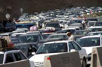 راه تهران - شمال مسدود است