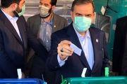 مردم در انتخابات شرکت کنند/ هر چه مردم تصمیم بگیرند دست آنها را میبوسم