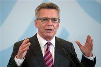 وزیر کشور آلمان خواستار اقدامات گستردهتر برای مبارزه با تروریسم شد