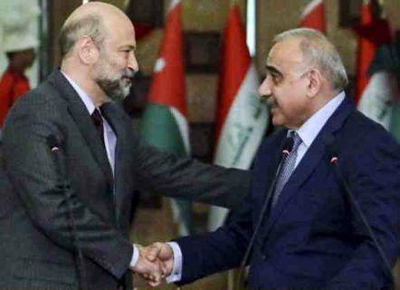 عمر الرزاز با رئیس جمهوری عراق دیدار کرد