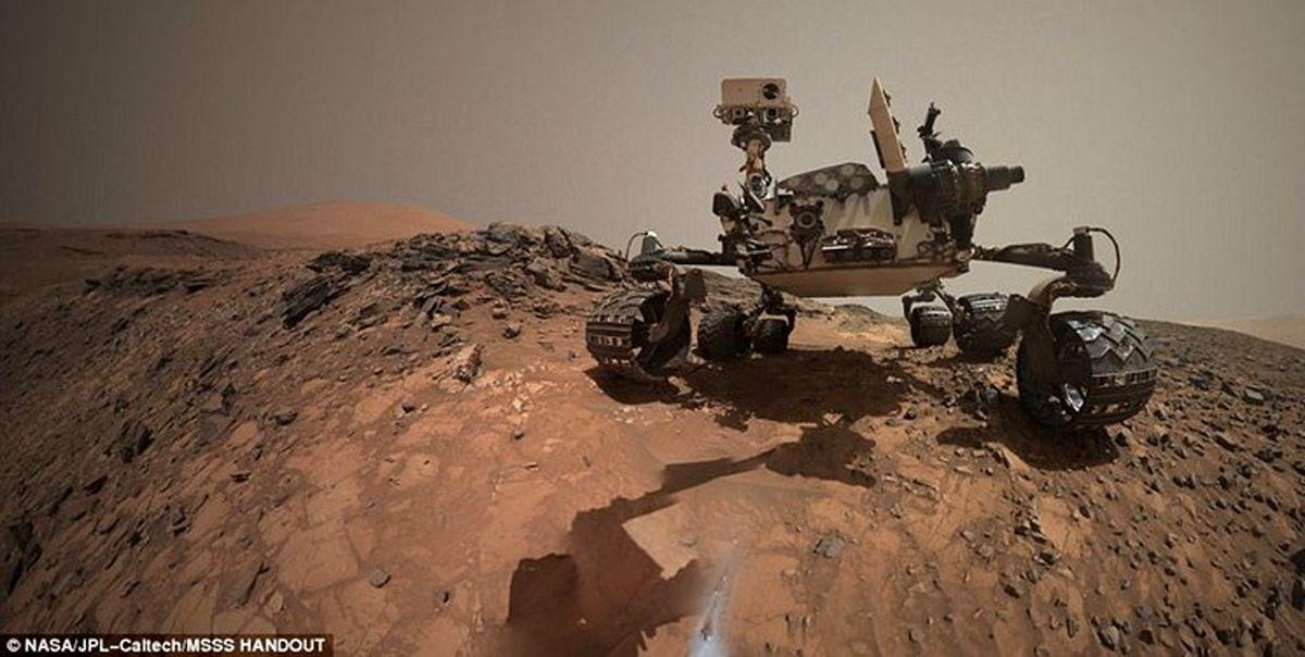 تعطیلی دو هفتهای تمام ماموریتهای ناسا در مریخ