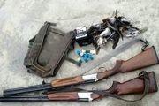 کشف و ضبط 36 قبضه سلاح شکاری در مازندران