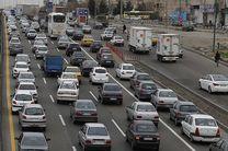 آخرین وضعیت ترافیکی راه های کشور در ساعات پایانی سال95/ترافیک سنگین در محورهای تهران-مشهد، کرج-چالوس و تهران-قم
