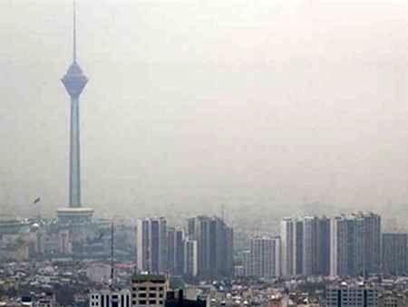 هوای تهران همچنان برای گروه های حساس ناسالم است