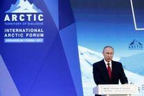 پوتین: انتقاد غرب از نحوه برخورد روسیه با معترضان «مغرضانه» است