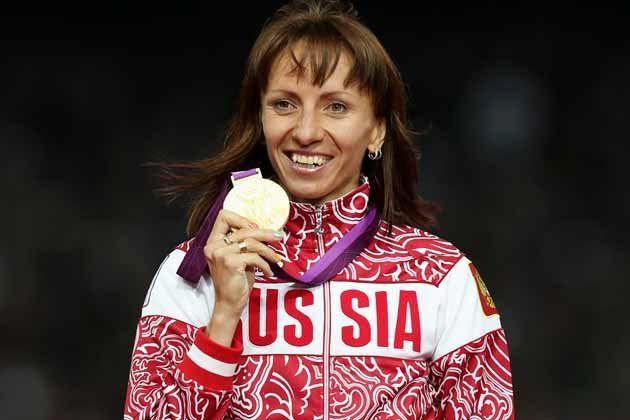 قهرمان دوی روسیه در المپیک لندن مدال طلایش را از دست داد