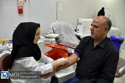 نذر+خون+عزاداران+حسینی+(ع)+در+اردبیل