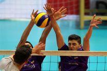 شروع مقتدرانه جوانان والیبالیست ایران