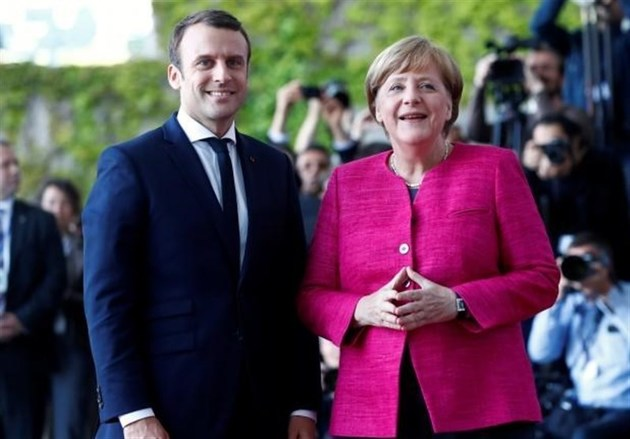 مخالفت فرانسه و آلمان با درخواست ترامپ برای افزایش نقش ناتو علیه داعش