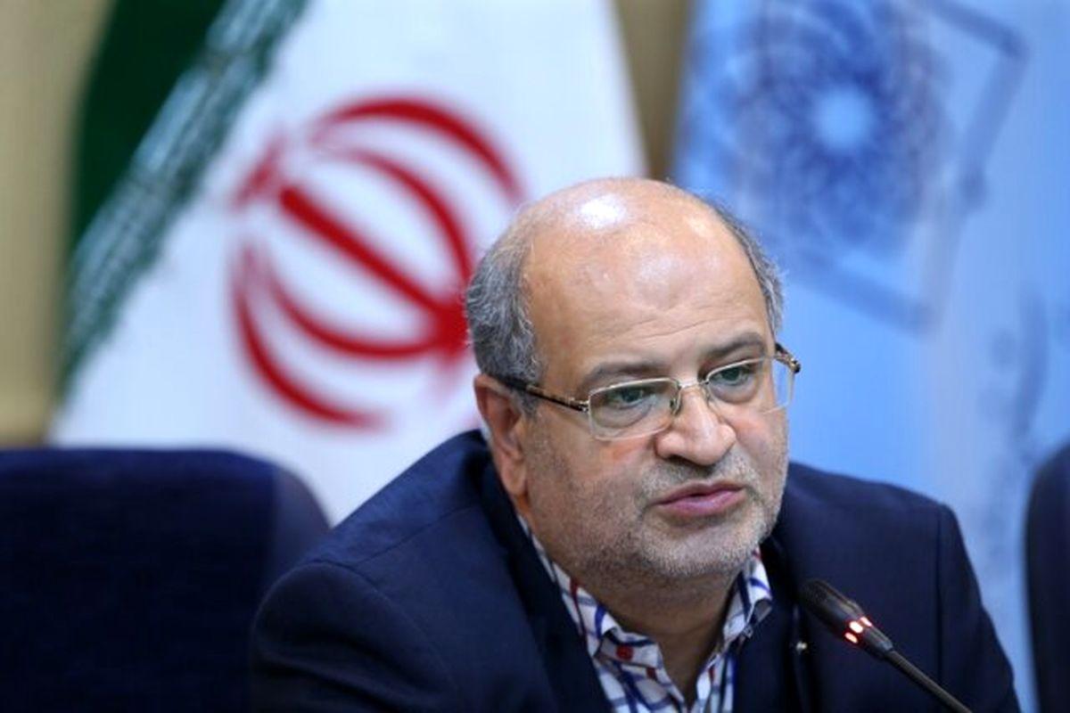 افزایش ملایم بیماران سرپایی کرونایی در مراکز درمانی تهران